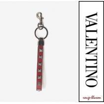 【国内発送】VALENTINO 激安スーパーコピー キーホルダー Red Rockstud Keyring iwgoods.com:6r3yh4-1