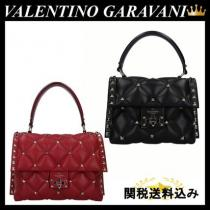 VALENTINO ブランドコピー通販 GARAVANI CANDYSTUD MINI TOP HANDLE BAG iwgoods.com:3jonv2