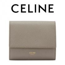 CELINE ブランド コピー☆SMALL TRIFOLD WALLET 折りたたみ 財布 / pebble iwgoods.com:nhgxbl