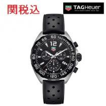関税込☆TAG HEUER ブランドコピー商品☆Formula 1  43mm Men's Chronograph Watch iwgoods.com:7p14yw