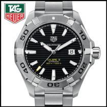 【TAG HEUER ブランド コピー】国内スピード配送 Aquaracer Black★メンズ腕時計 iwgoods.com:tscq3t-1