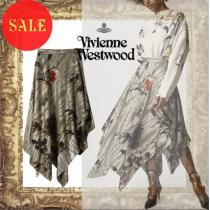 ☆SALE☆Vivienne WESTWOOD 激安スーパーコピー CHINESE PEONY BLANKET スカート iwgoods.com:8ireqq