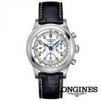 ☆LONGINES 偽物 ブランド 販売☆ Heritage Chronograph 1942 腕時計♪ iwgoods.com:12nql4-1