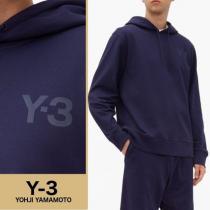 【Y-3 激安スーパーコピー】ロゴ  コットンスウェットパーカー☆関税/送料込 iwgoods.com:4itwae-1