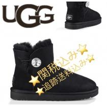 直営店より【UGG コピーブランド】 BAILEY BUTTON BLING II iwgoods.com:8r6t77
