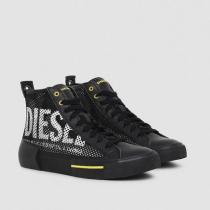 S-DESE MID CUT / BLACK/YELLOW iwgoods.com:sdwap6