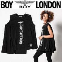 ☆BOY LONDON ブランドコピー通販(ボーイロンドン コピー商品 通販)☆女性アンバランスTシャツ iwgoods.com:cyo8d1-1