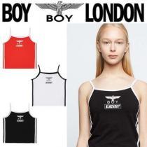 BOY LONDON 激安コピー(ボーイロンドン 偽ブランド)/BLACK OUTラインキャミソール3色 iwgoods.com:c3w6n1-1