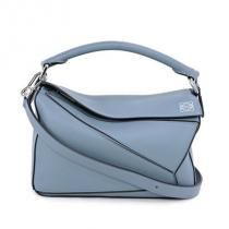 【LOEWE 激安スーパーコピー】バッグ☆PUZZLE SMALL STONE BL...