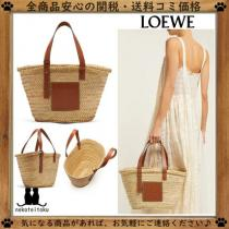 【安心の国内発送】LOEWE コピーブランド Medium woven basket bag iwgoods.com:8v7non