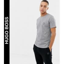 送料込★Hugo BOSS 偽物 ブランド 販売★Tales small logo Tシャツ/grey iwgoods.com:5mhmj9-1