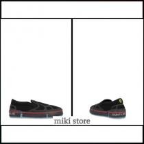 【Marcelo Burlon ブランド コピー - county of milan】 'vulcanized' slip on iwgoods.com:hcsu25