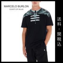 ■Marcelo Burlon スーパーコピー 代引 County of Milan 新作 ■WING ブランドコピー商品s Tシャツ iwgoods.com:9i971d-1