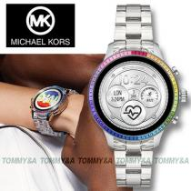 スマホ同期★MICHAEL Kors 偽物 ブランド 販売 Access Runway Clear Acetate Rainbow iwgoods.com:3xwgv2
