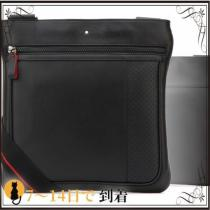 関税込◆Black leather Urban Racing Spirit crossbody bag iwgoods.com:nzonnt-1
