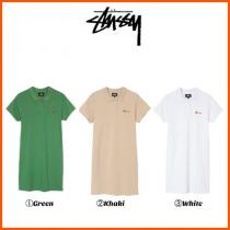 最新作!! ☆STUSSY 激安スーパーコピー☆ MURIEL POLO MINI DRESS iwgoods.com:gfrvyk