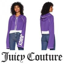 【Juicy COUTURE ブランドコピー】日本未入荷∞Track Fleece Cropped Pullover iwgoods.com:tjfl7y-1