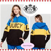 SALE★US発★JUICY COUTURE コピー品★カラーブロックパーカー iwgoods.com:hlp2fv