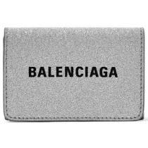 ★関税負担★BALENCIAGA スーパーコピー 代引★EVERYDAY GLITTERED LEATHER WALLET iwgoods.com:2qp9dd