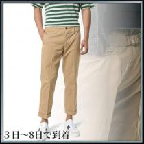 関税込◆ cropped chino trousers iwgoods.com:bm71fv