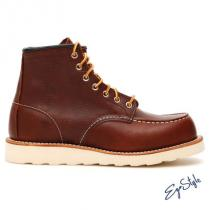 SHOES MOC TOE BOOTS 08138 iwgoods.com:x2j4hm