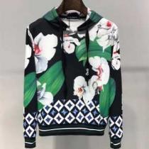 新生活をフレッシュに彩る2019秋冬新作 ドルチェ&ガッバーナ Dolce&Gabbana パーカー 一枚とオシャレな冬を過ごしたい iwgoods.com CeSzyu-1