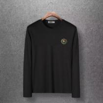 着回し力の高いバーバリーコピーメンズ長袖tシャツ Burberryコレクションオシャレコーデクルーネック柔らかいコットン新作 iwgoods.com 9HfOji-1