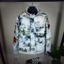 手頃な価格に新商品おすすめ   Off-White オフホワイト 完成度がすごく高い防寒着 メンズ ダウンジャケット 先取り2019/2020秋冬ファッション iwgoods.com Hnuq8j-1