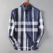 驚きの破格値大得価 Burberryスーパーコピー長袖シャツ 多色選択可  バーバリーコピーシャツ 今年流っる秋季新作 iwgoods.com 41Dyeu-1