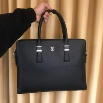 Louis Vuitton ビジネスバッグ メンズ ベーシックなスタイルが魅力 ルイ ヴィトン バッグ 新作 コピー ブラック ブランド 品質保証 iwgoods.com jmeSXz-1