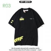 赤字超特価高品質 Off-White代引き半袖tシャツオフホワイト コピー 激安 愛用者がとっても多い 飽きのこないデザイン iwgoods.com Lj0v0b-1