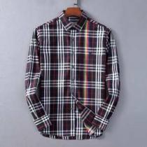 シャツ 2色可選 バーバリー BURBERRY 2020秋冬憧れスタイル リラックススタイルを演出 iwgoods.com CqKTzC-1