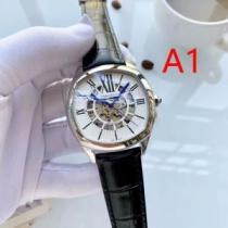大満足の2020秋冬新作  多色選択可 カルティエ CARTIER 腕時計 主役級の人気セール秋冬アウター iwgoods.com jGfGnq-1