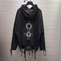 クロムハーツ CHROME HEARTS 春夏のシックさに映える パーカー  通年のファッションで使いやすい iwgoods.com CKvyGv-1
