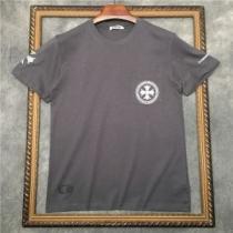 ナチュラルコーデに季節感を取り入れる CHROME HEARTS ナチュラルさんの着まわし術 半袖Tシャツ クロムハーツ iwgoods.com r8n4fa-1