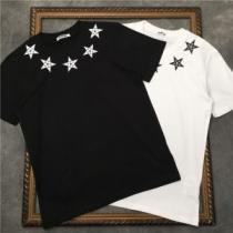 コーデのアクセントになる  2色可選 CHROME HEARTS コーデをぱっと明るく軽やかに 半袖Tシャツ クロムハーツ iwgoods.com e0XHzC-1