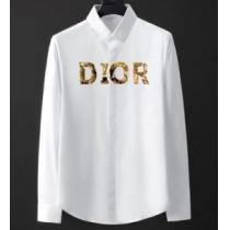 高級シャツディオール スーパーコピー Diorコレクション 柔らかい シンプルデザイン2020メンズファッション逸品 iwgoods.com Obu8jC-1