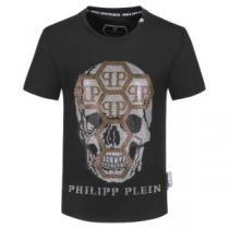 おしゃれ刷新に役立つ 半袖Tシャツ おしゃれな人が持っている フィリッププレイン PHILIPP PLEIN iwgoods.com SPXDSn-1