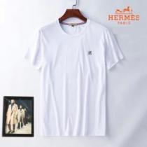 エルメス どのアイテムも手頃な価格で HERMES 3色可選 ファッショニスタを中心に新品が非常に人気 半袖Tシャツ iwgoods.com 5zGvqC-1