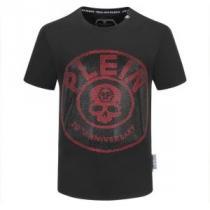 早くも完売している  4色可選 フィリッププレイン PHILIPP PLEIN 2020おすすめしたい半袖Tシャツ iwgoods.com eimeKb-1