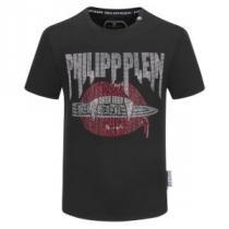 フィリッププレイン2色可選  いまなら選べる新作 PHILIPP PLEIN 2020年のカラー 半袖Tシャツ iwgoods.com 5ryKDa-1