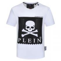 買うなら今   2色可選 半袖Tシャツ お手頃なアイテム フィリッププレイン PHILIPP PLEIN 毎シーズン争奪戦 iwgoods.com b0rqGf-1