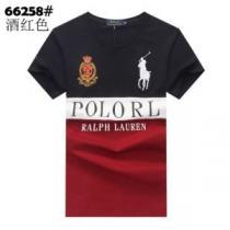3色可選 あらゆるコーデに馴染む 半袖Tシャツ 芸能人愛用するアイテム ポロ ラルフローレン Polo Ralph Lauren iwgoods.com OTjqmq-1