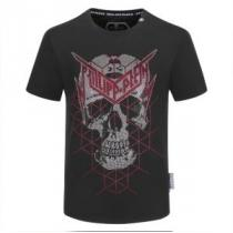 最新トレンドスタイル  フィリッププレイン PHILIPP PLEIN おすすめモデルセール 半袖Tシャツ iwgoods.com u4rSXf-1
