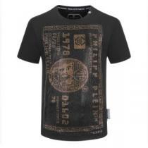 2色可選 半袖Tシャツ 2020SS数量限定フィリッププレイン 最新トレンドスタイル PHILIPP PLEIN iwgoods.com qiaaem-1