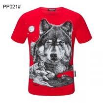 話題のブランドアイテム 半袖Tシャツ多色可選  2020最新決定版 フィリッププレイン PHILIPP PLEIN iwgoods.com ym8j8f-1