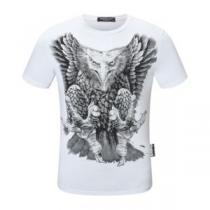 フィリッププレイン 多色可選 憧れブランドの2020春夏 PHILIPP PLEIN 半袖Tシャツ 春夏スタイルにピッタリ iwgoods.com iiGT1j-1
