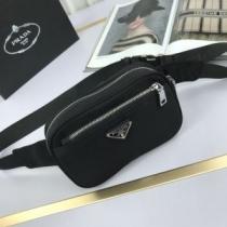 プラダ ショルダーバッグ レディース スタイルをきれいに見せ PRADA コピー 黒 レザー 通勤通学 2020SS ブランド 限定セール iwgoods.com b4Xjeu-1