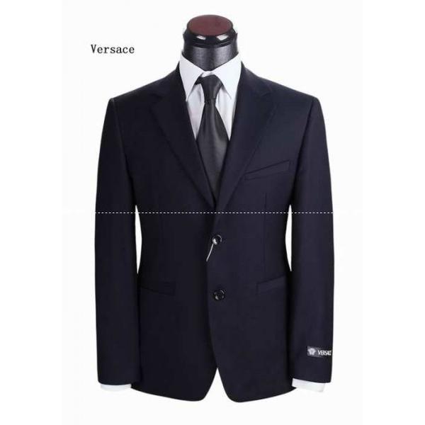 2018新作 VERSACE ヴェルサーチ メンズ 洋服 スーツ 紳士服 礼服
