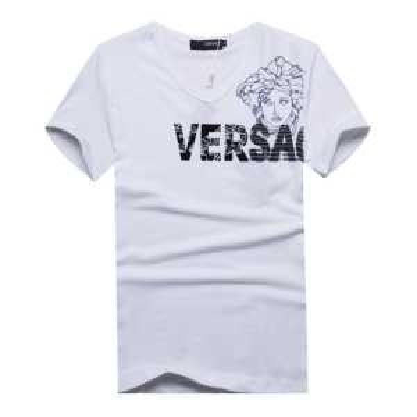 限定アイテム 2019 VERSACE ヴェルサーチ半袖 Tシャツ